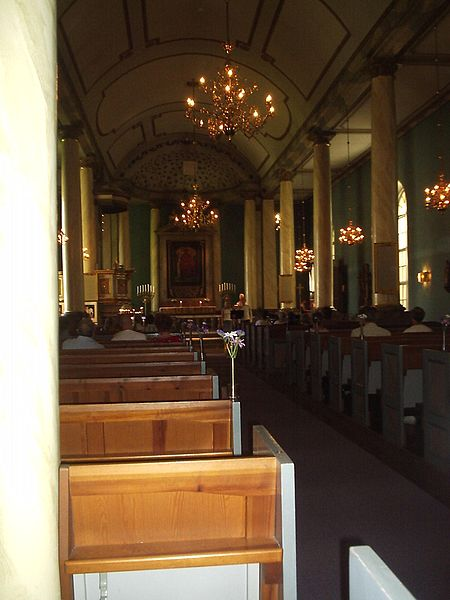Bild:Vänersborgs kyrka, den 5 juli 2006, bild 6.JPG