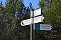 Vía Verde del Chicharra. Poste.jpg