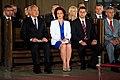 V. Dombrovskis piedalās Latvijas neatkarības de facto atjaunošanas 20. gadadienas pasākumos (6065414175).jpg