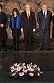 VP Mike Pence visits Yad Vashem Holocaust Museum (39152596434).jpg