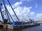 VSF Barge 070707 p1.JPG