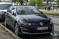 VW e-Golf in Trondheim.jpg