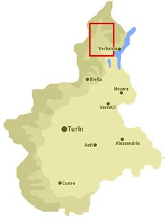 Ossola valley