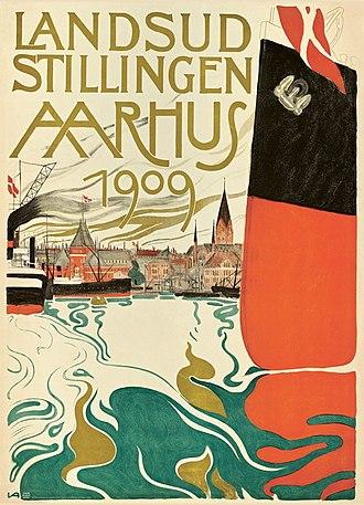 Valdemar Andersen (artist) - Image: Valdemar Andersen Landsudstillingen (1909)