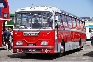 Valiant London coach (AMX 8A), 2010 North Weald bus rally.jpg