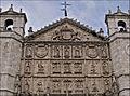 Valladolid-Iglesia de San Pablo-3-Fachada principal.jpg