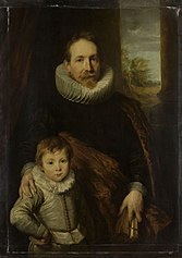 Portrait of a Father and His Son