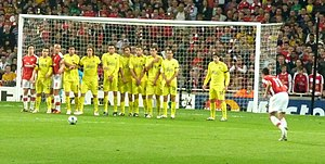 Villarreal CF - Arsenal FC vs Villarreal CF UEFA Champions League 2008–09 quarter-finals.