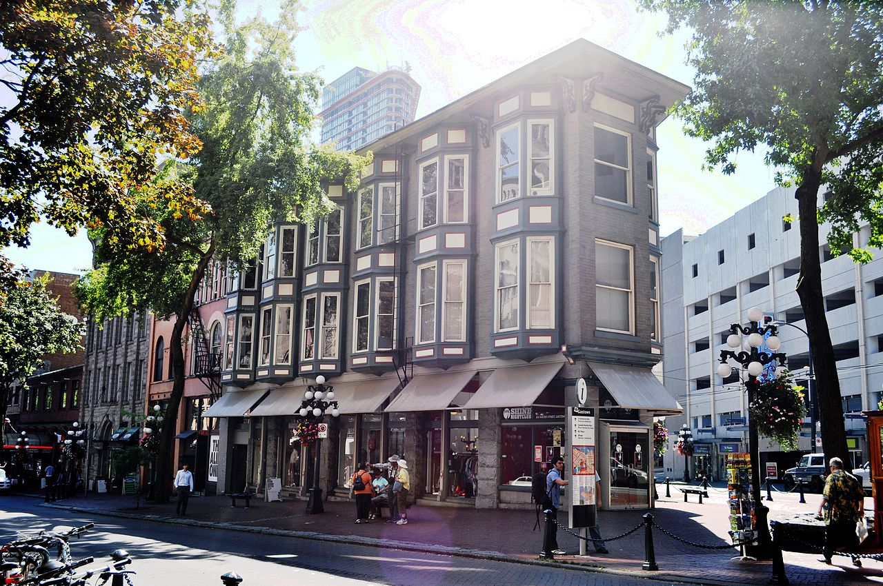 File:Vancouver - Gastown 01.jpg - Wikimedia Commons - photo#41