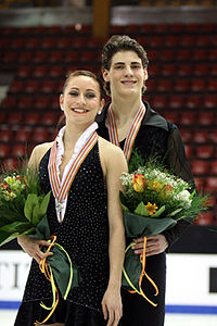 Vanessa Crone & Paul Poirier 2008 Junior Worlds.jpg