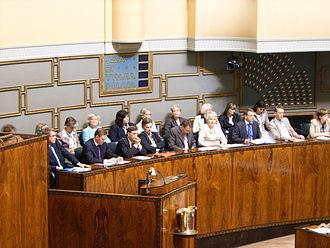 Matti Vanhanen - Vanhanen's second cabinet.