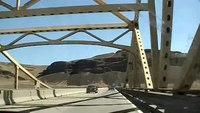 File:Vantage Bridge. Crossing by car. (2009).webm