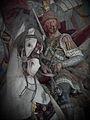 Varallo, Sacra monte, Cappella 37-Nailing to the Cross 06.JPG