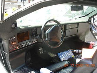 Vector W8 - Interior