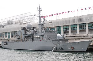 French frigate Vendémiaire