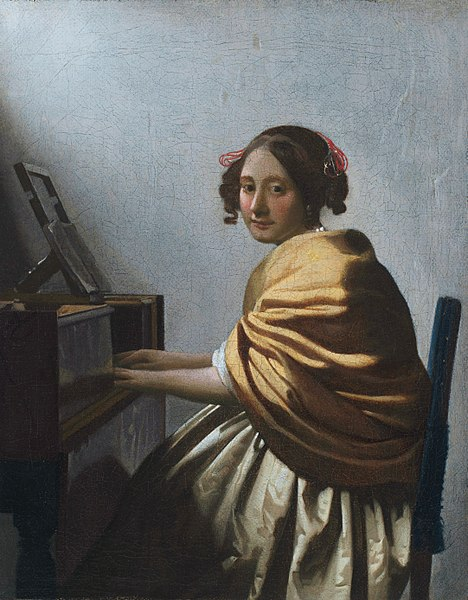 File:Vermeer - A young Woman seated at the Virginals.jpg
