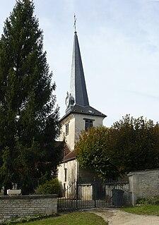 Verpillières-sur-Ource Commune in Grand Est, France