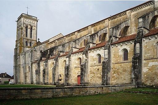 Vezelay WLM2016 La basilique Sainte-Marie-Madeleine (7)