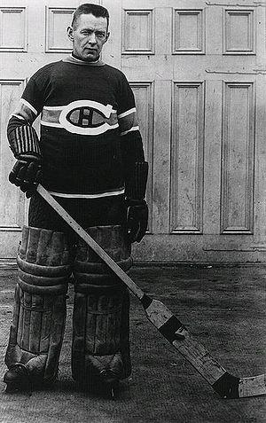 Georges Vézina - Image: Vezina 19221924