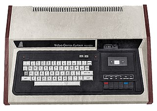 Video Genie home computer