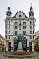 Vienna Austria Gutenberg-Monument-at-Lugeck-01.jpg