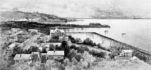 View of Astoria, Looking Seaward.png