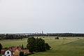 View of Uppsala from the East Mound, Gamla Uppsala.jpg