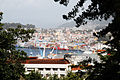 View on the port of Vigo. Galicia, Spain,Southwestern Europe.jpg