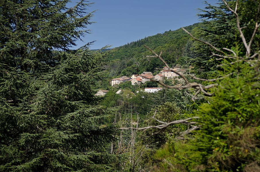 View to Saint Vincent