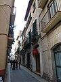 Vila Vella i primer Eixample - carrer Major P1140851.JPG