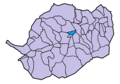Vilafranca de Conflent en el Conflent.png