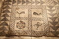 Villa Armira - Central Floor Mosaic in the National Historic Museum Sofia PD 2012 52.JPG