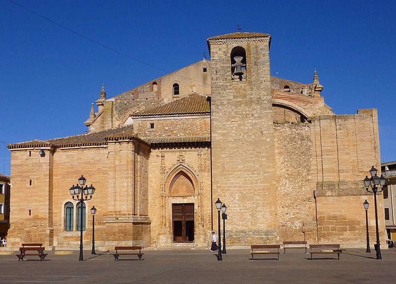 File:Villarrobledo - Iglesia de San Blas 25.JPG