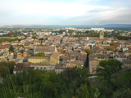 Ville d'Orange, Vaucluse