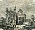 Vilnia, Bernardynskaja. Вільня, Бэрнардынская (1859).jpg