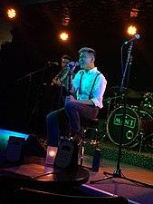 Vin Ryan Performing at The Mint.jpg