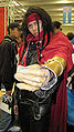 Vincent Valentine cosplayer at WonderCon 2010 2.JPG
