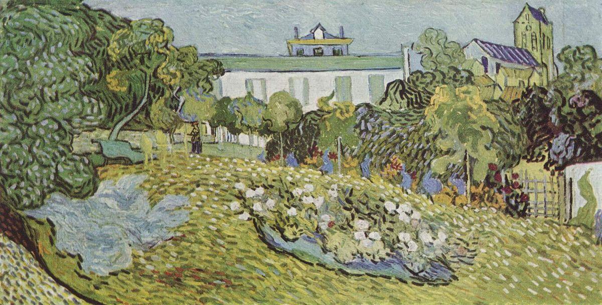 Le Jardin de Daubigny — Wikipédia