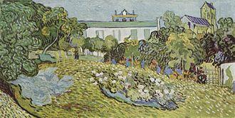 Daubigny's Garden - Image: Vincent Willem van Gogh 021