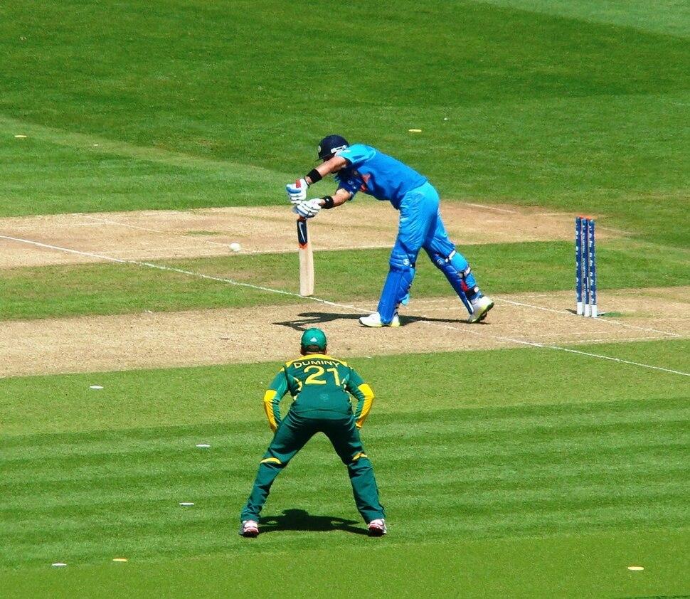 Virat Kohli batting 2013