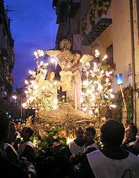 Virgen de Vallivana. Sexenni 2012. Morella.jpg