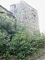 Vista del campanar de l'església Parroquial de Sant Maximí.JPG