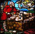 Vitrail de la Création Eglise de la Madeleine Troyes 51208 09.jpg