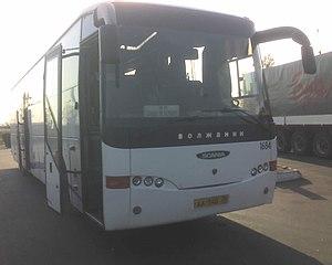Volgabus - Image: Volganin 5285