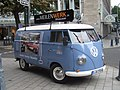 Volkswagen Typ 2 T1 Kastenwagen MEILENWERK DÜSSELDORF 1950-1967 frontright 2009-09-13 A.jpg