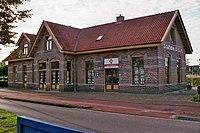 Voormalig station van de Dedemsvaartsche Stoomtramweg-Maatschappij (DSM) in Coevorden (36846641214).jpg