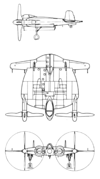 File:Vought XF5U-1 line drawings.png
