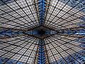 Vroom & Dreesmann (Amersfoort) Stained glass ceiling pic4.JPG