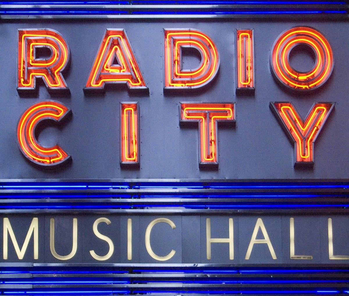 Radio City Music Hall — Wikipédia