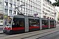 WL 93, Johann-Strauß-Gasse tram stop, Vienna, 2019 (01).jpg